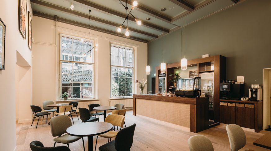 Café in Noord-Hollands Archief, Haarlem